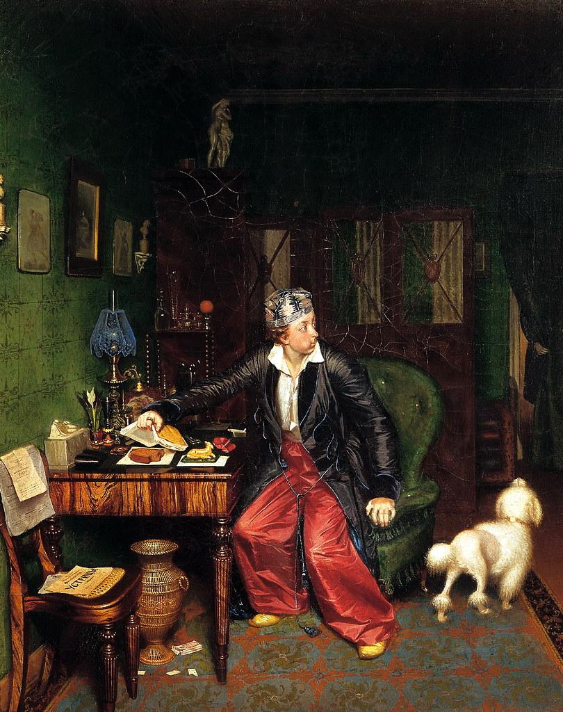 19世纪画家作品选13