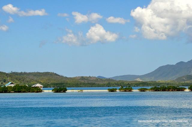 Sandbar near Luli Island Honda Bay Palawan