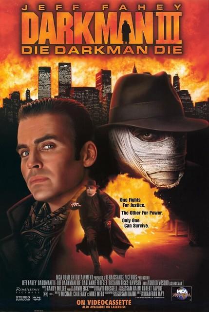 (1996) Darkman III Die Darkman Die