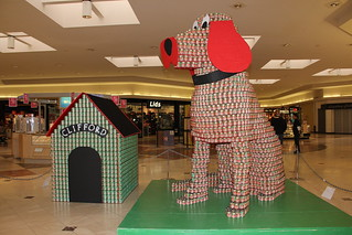 Canstruction of the Southern Tier 2016 - Broome County