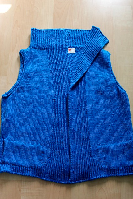 Aeon vest for Mom
