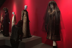 De Young Museum - Oscar de la Renta Dress and Coat