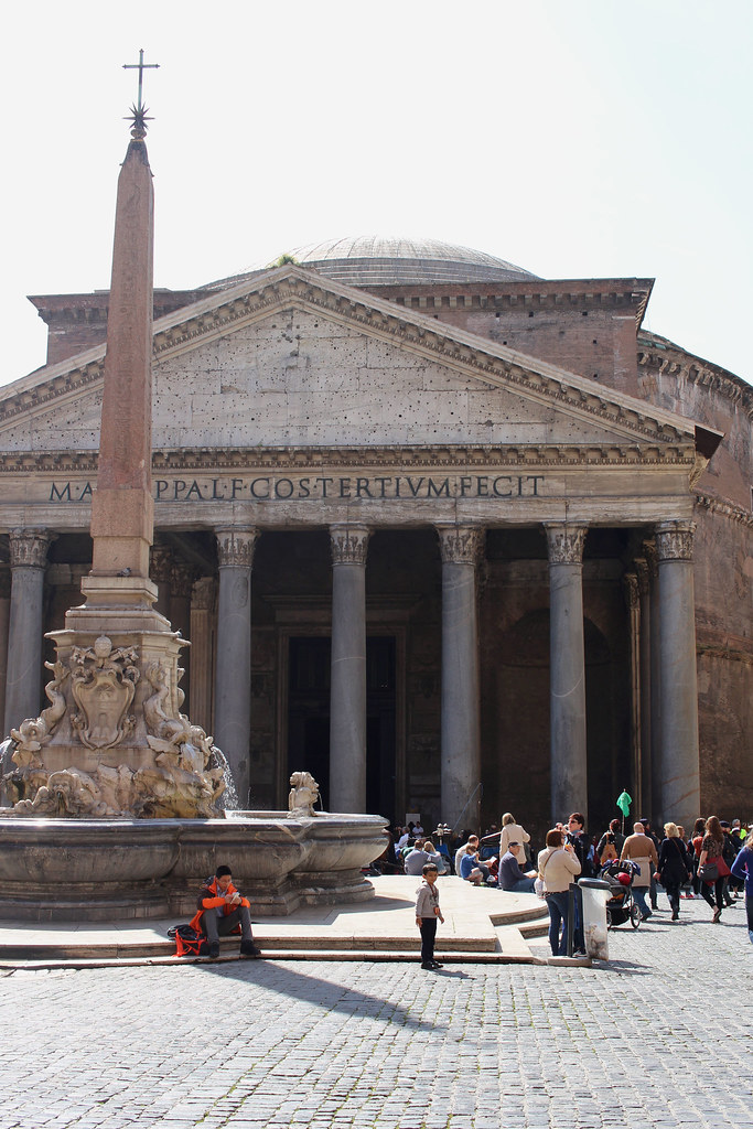 City-Break-Rome-Italy-City-Guide-Pantheon