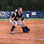 BHS Varsity Softball vs WWHS 4/5/16