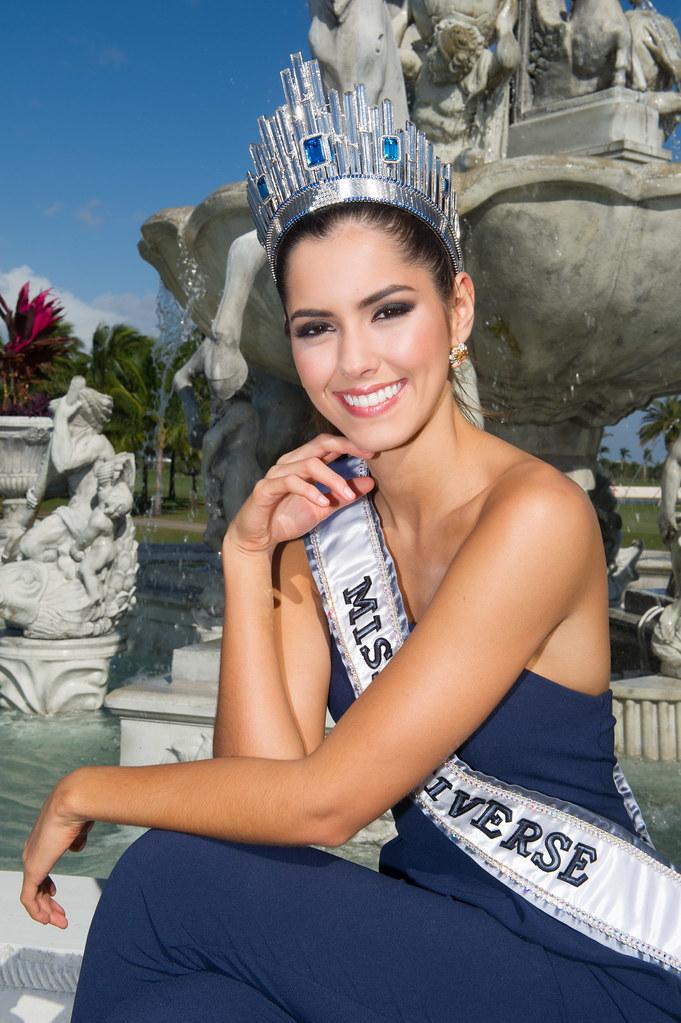 «Мисс Вселенная 2014» Колумбия