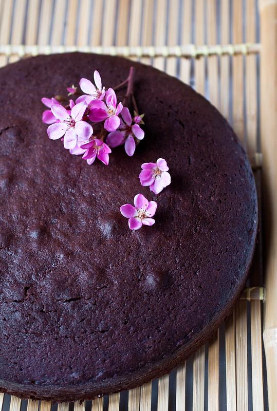 Torta Madeira al cioccolato