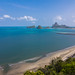 Prachuap Bay Viewpoint by prasit suaysang