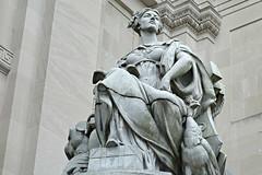 Statues of Audrey Munson