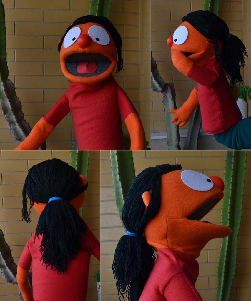 Muppet Bruno