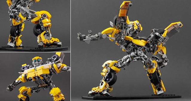 Bumblebee Details