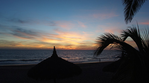 sunset mexico mazatlan sinaloa