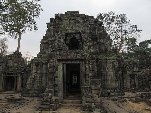 Angkor: le temple Preah Khan