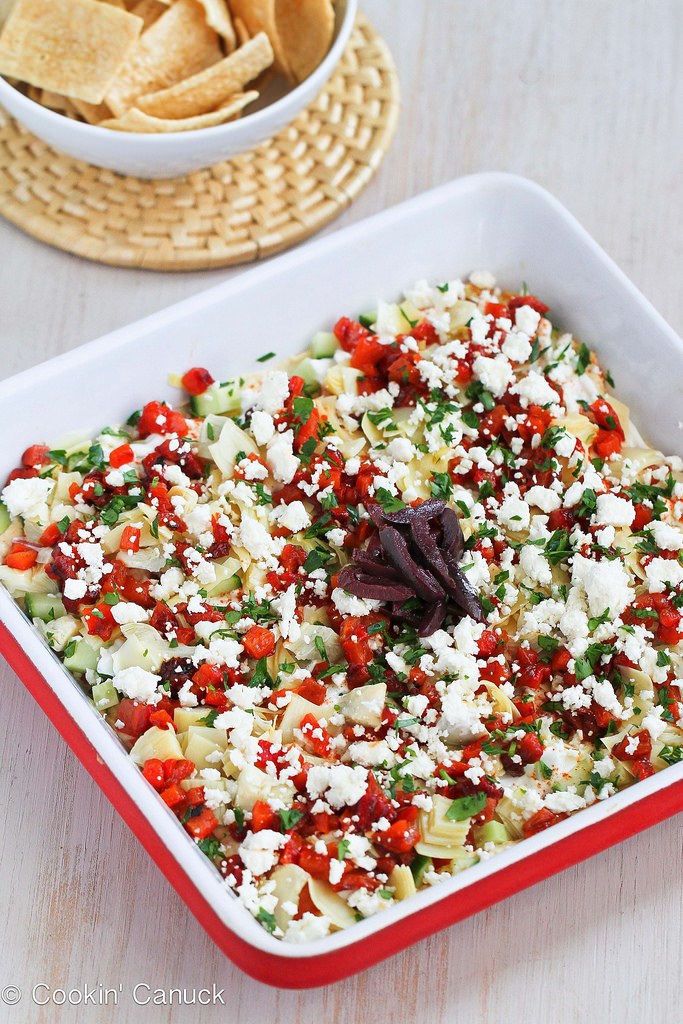 20 Healthy New Year's Eve Appetizer Recipes - Cookin Canuck