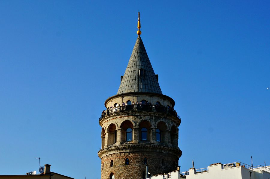 Istanbul's Galata Tour