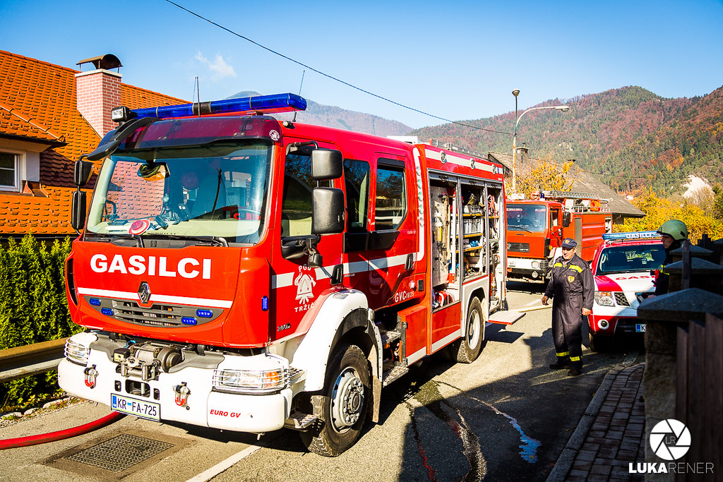 Gasilska vaja v Pristavi 2015