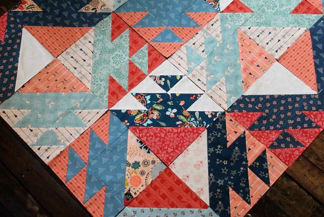 Layout - squares