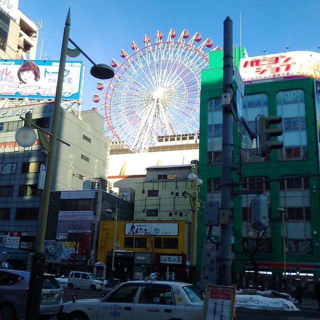 Photo:サンシャインすすきの(うそ) By tsupo543