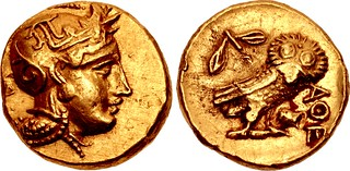 Athens stater