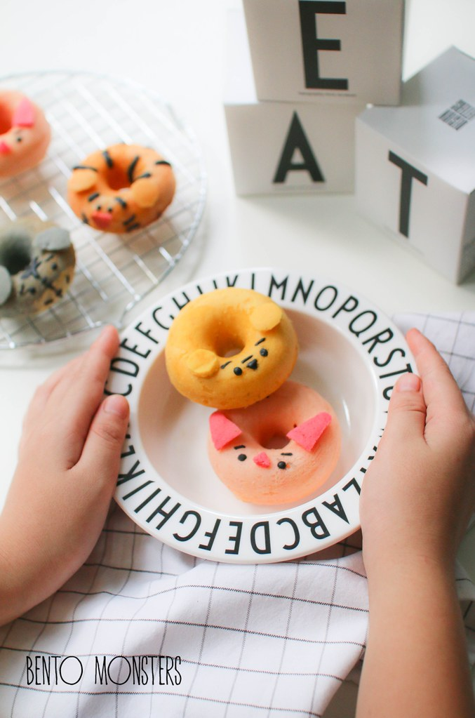 Pooh Bear Amp Friends Donuts Bento Monsters