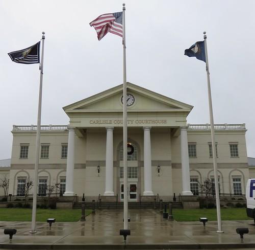 kentucky ky courthouses bardwell countycourthouses uscckycarlisle carlislecounty jacksonpurchase