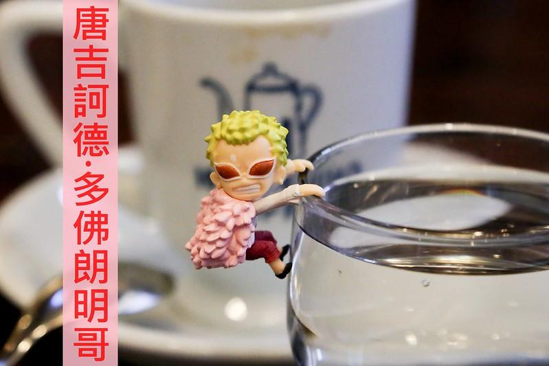 我的生活,收藏品杯緣子分享,海賊王杯緣子,看展覽 @陳小可的吃喝玩樂