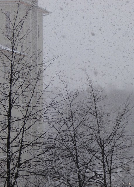 drizzle in Helsinki