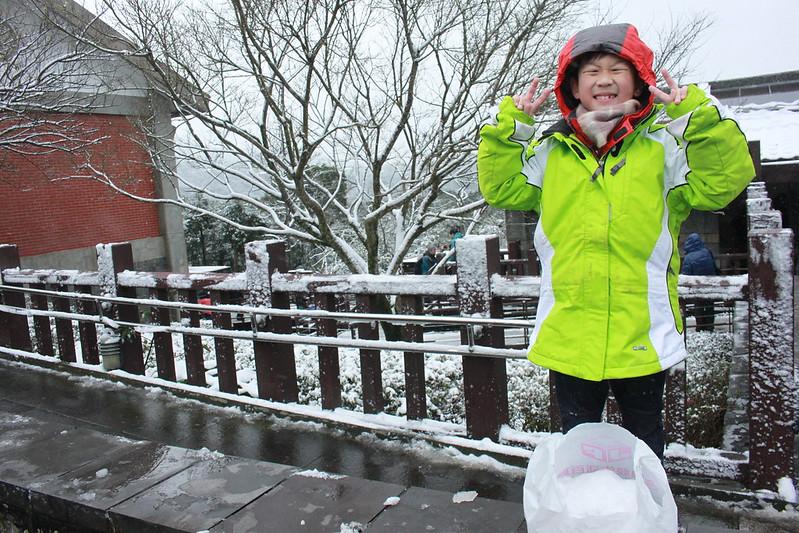 2016-台北陽明山-瑞雪-難得一見的雪白山景-17度C隨拍 (159)