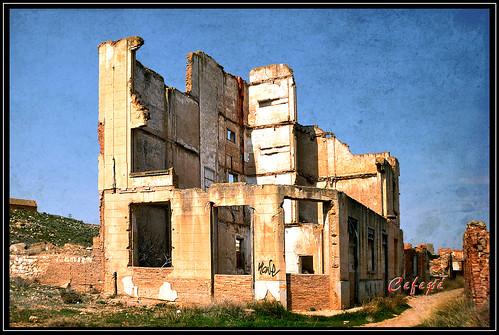 Ruina. Belchite