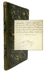 Augustin Dupre bound volume
