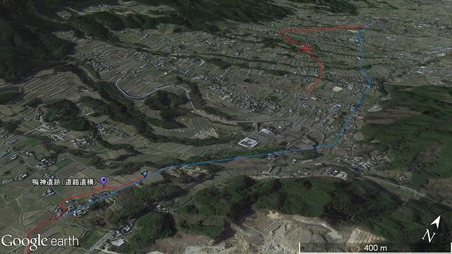 葛城の道 王都Googleearh.jpg)