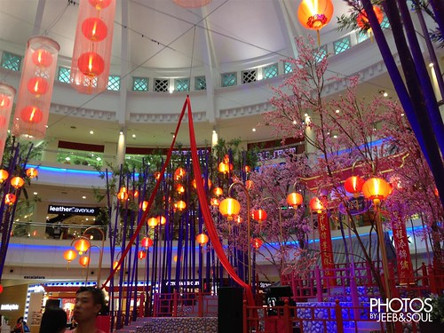 CNY Decor 2016 @ The Curve, Damansara