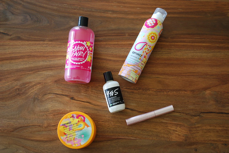 Vegan & Cruelty Free Beauty Favorites