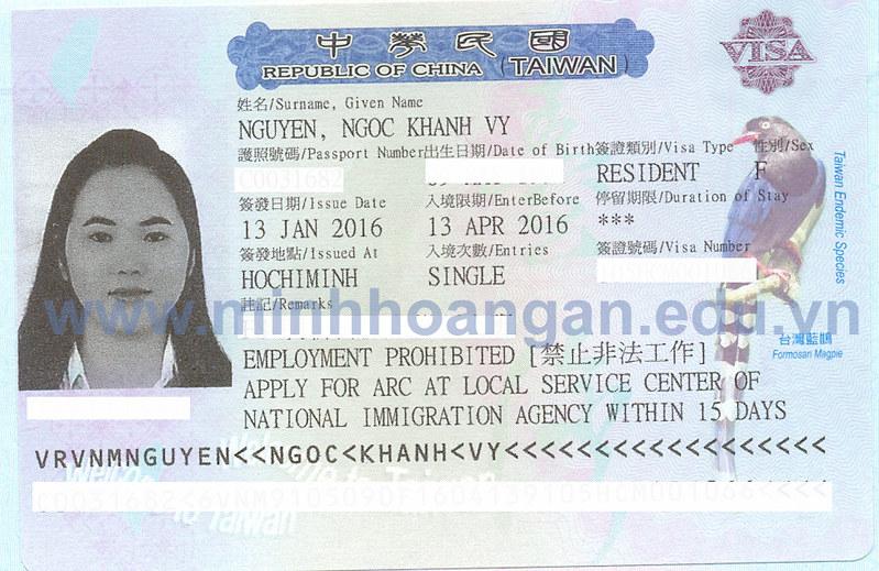 Học sinh đạt học bổng du học Đài Loan khóa tháng 02/2016 11