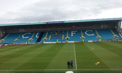 Carlisle on an impulse..