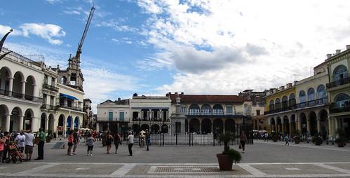 La Havane: la Vieille Place