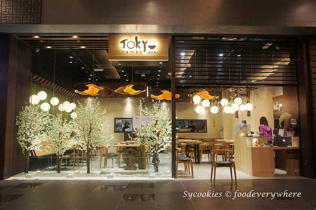 14.Tokyo Ramen by Mengokoro Kunimoto at Atria Shopping Gallery