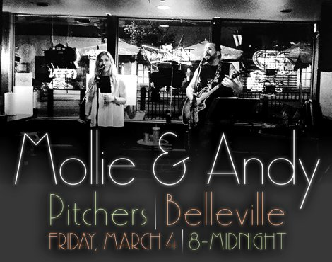 Mollie & Andy 3-4-16