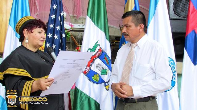Graduación Retalhuleu Guatemala 31-1-16