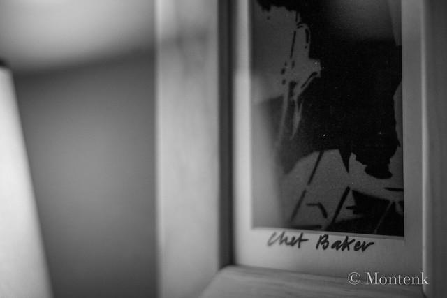 Chet Baker, Vinyl Cafe, Wroclaw, Poland (2014)