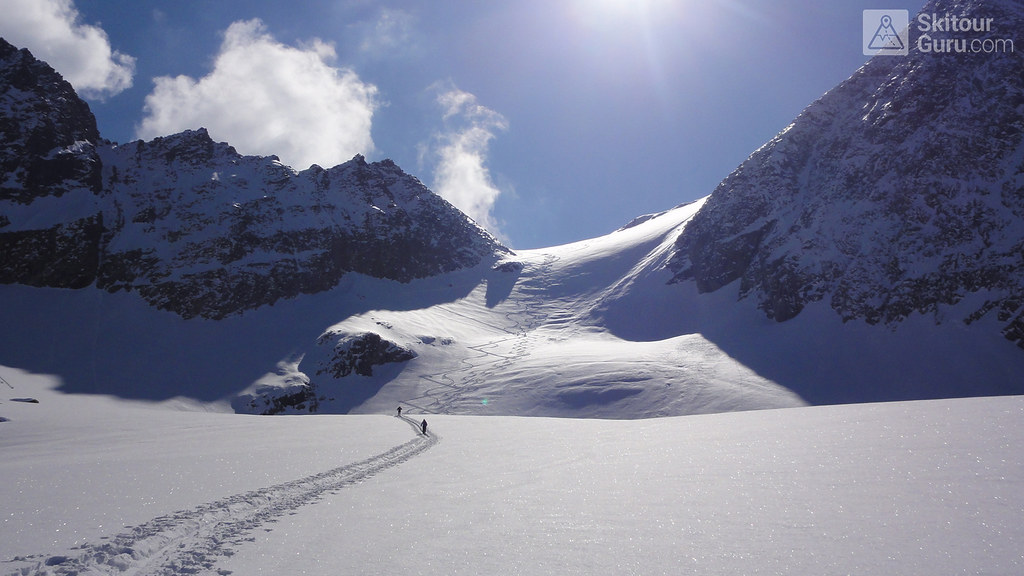 Östliche Seespitze Stubaiské Alpy Rakousko foto 06