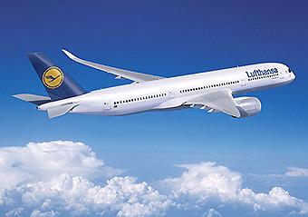 Lufthansa A350-900 (Airbus)