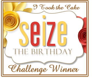 Seize The Birthday - Challenge Winner