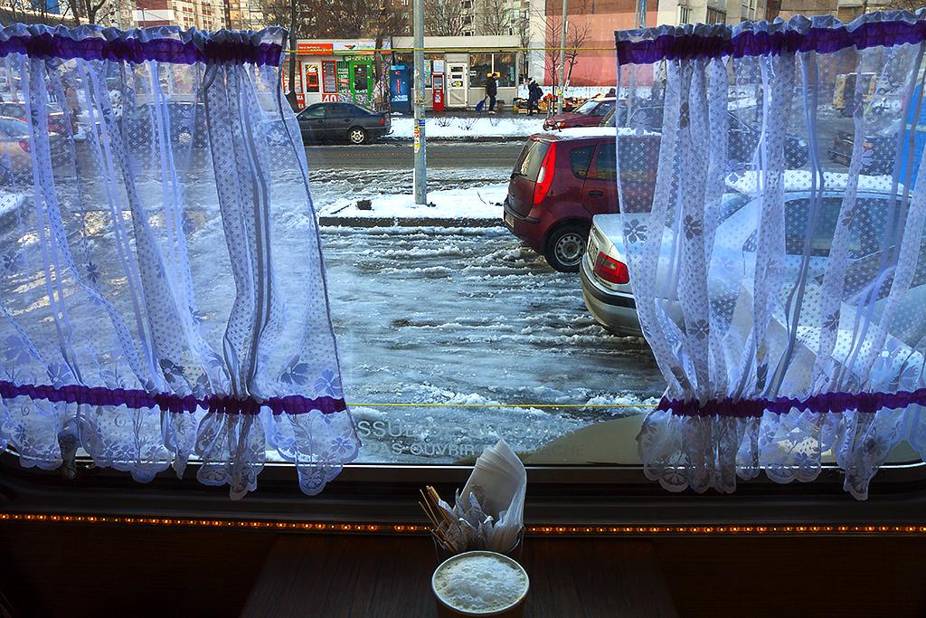 Bus cafe--Kiev 2