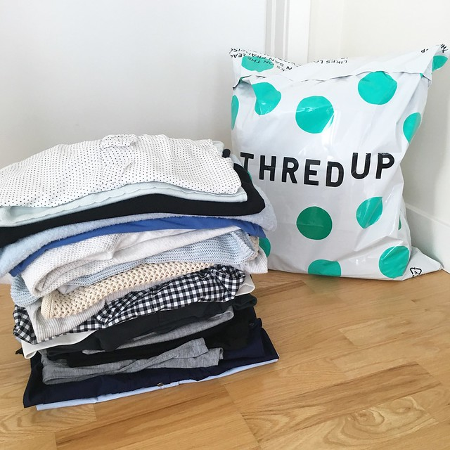 thredUP Clean Out Bag