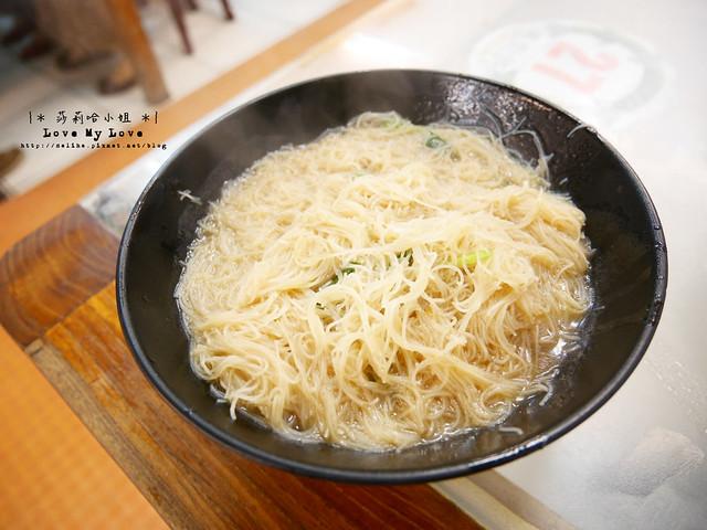 新竹城隍廟美食餐廳鴨肉許二姊菜單 (7)