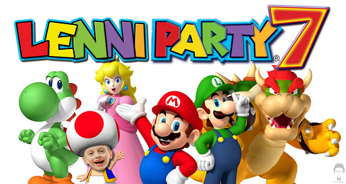 Party invitation for 7 year olds