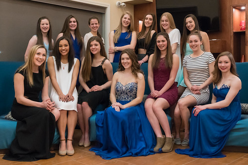 2016-02-28 Lacombe AB Provs - Team Blue wins Silver, and a Celebration of Friendship