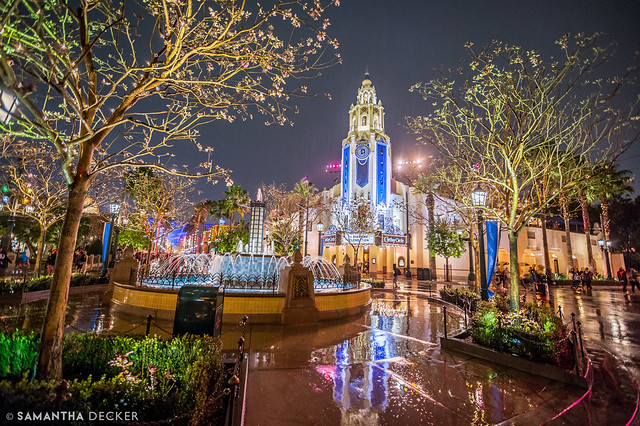 Reflections of Carthay Circle Theater