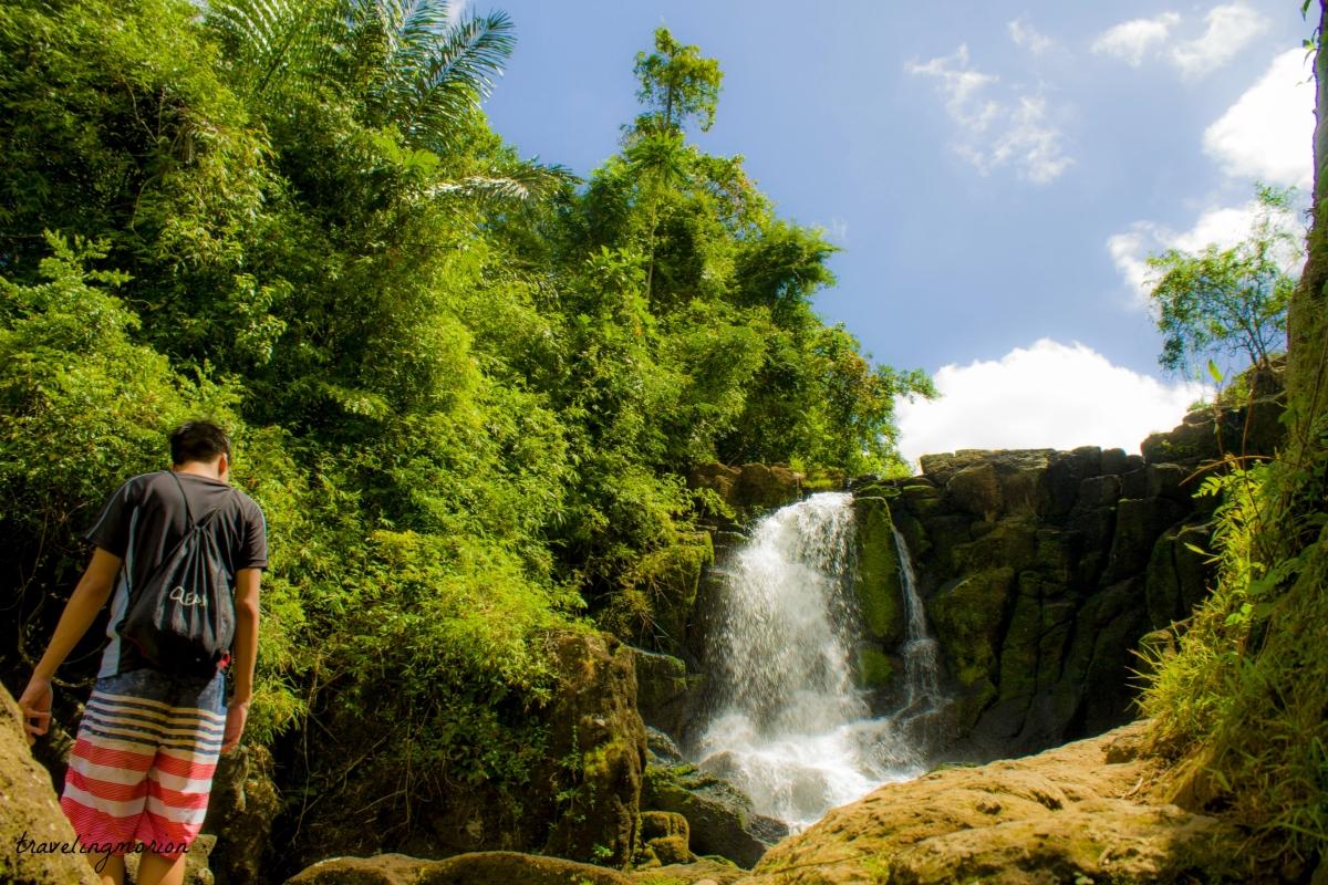 Talay Falls in Luisiana, Laguna