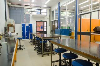 Laboratório de Mecânica dos Solos
